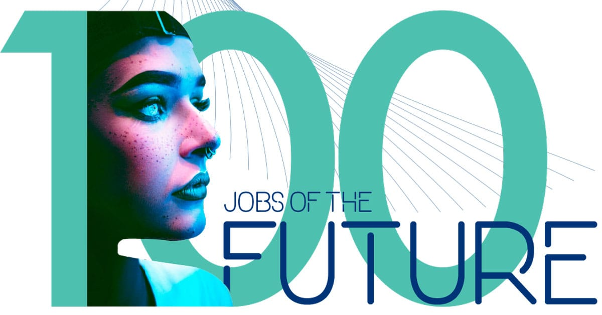Skills to thrive in the future of work cover image